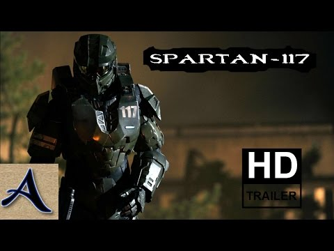 Halo: Spartan-117 Official Movie Trailer (2017) 1080p