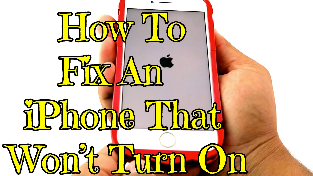 iphone wont rotate how to fix an iphone that won t turn on iphonehack 4291
