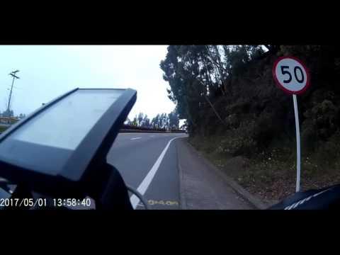 Video en vivo funcionamiento Bicicleta eléctrica M&U el Vino -bogota.