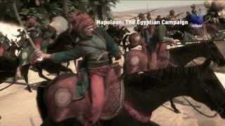 Наполеон: Египетская кампания - промо программы на Viasat History