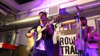 Mumford & Sons - Roll Away Your Stone (HD) - Rough Trade East - 25.09.12