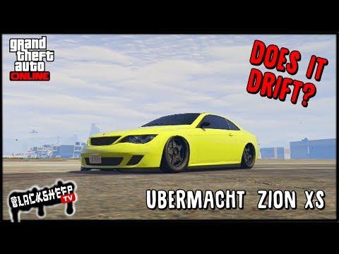 Does It Drift? - Ubermacht Zion XS - Episode 26 - GTA 5 Online