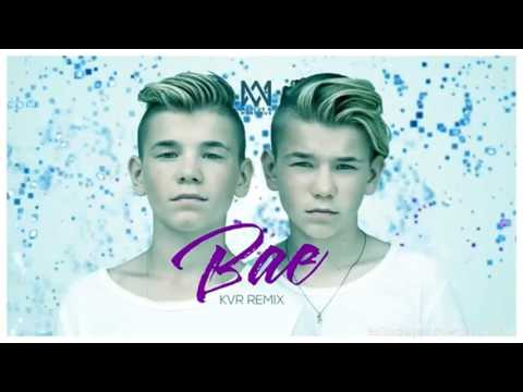 Bae (KVR Remix) - Marcus & Martinus (Audio)