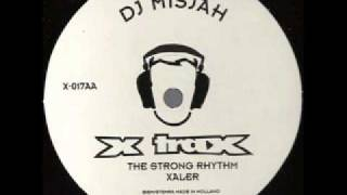Dj Misjah - The strong rhythm  (1996)