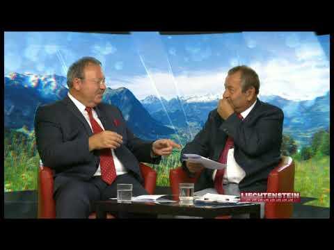 Liechtenstein Live mit Prof. Dr. Marco Menichetti: FinanzForum 2017