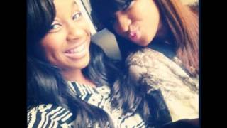Reginae Carter and Lourdes Rodriguez