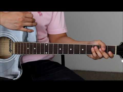 Eraserheads - Pare Ko Guitar Tutorial Lesson