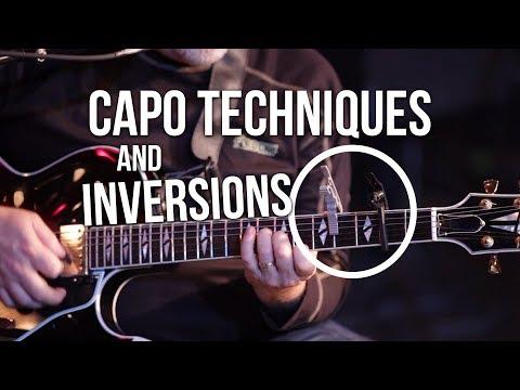 Capo Techniques & Inversions | Electric Guitar Workshop