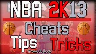 NBA 2K13: Cheats, Tips, and Tricks for More VC!