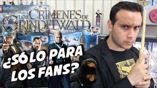 Crítica a Animales Fantasticos: Los Crímenes de Grindelwald // Geezuz González