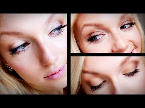 Back To School Makeup: 3 Looks w/ 3 Shadows! thumbnail