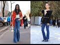 Non Boring Ways To Wear Flare Jeans 2017