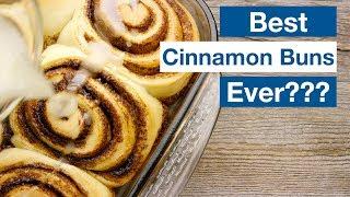 Cinnamon Buns Recipe - Le Gourmet TV 4K