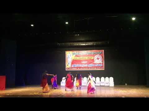 Kanchana Dance performance Kodiyavanin Kathya - Agnel