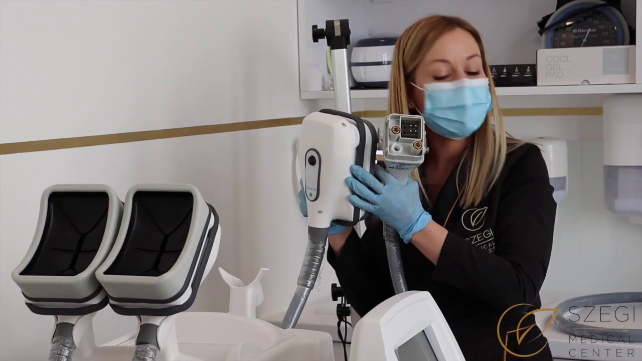 Szegeden elsőként LIPOSONIC technológiával történő zsírbontó és testfeszesítő kezelés