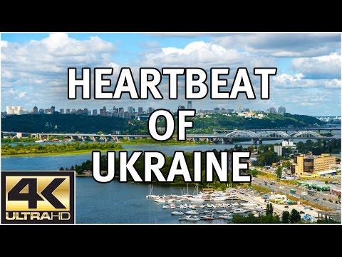 HEARTBEAT OF UKRAINE | TIMELAPSE KIEV 4K