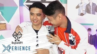 #BoybandPHXDubai What will you do if you saw your gf/bf and his/her ex together? | Boyband Boy Talk