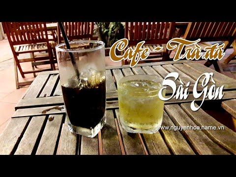Cafe Trà Đá Sài Gòn - Khám Phá Sài Gòn