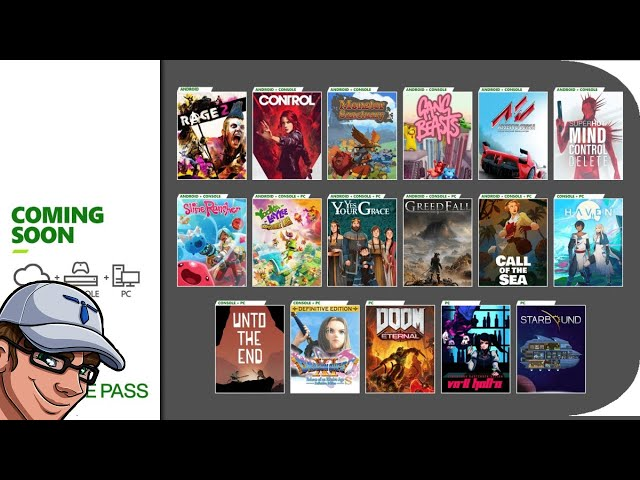Coming Soon to Xbox Game Pass: Control, Doom Eternal, Holiday Offer, and More