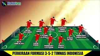 PREDIKSI PERTANDINGAN TIMNAS INDONESIA VS VIETNAM
