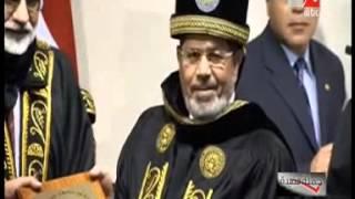 تقرير برنامج #جملة_مفيدة عن زيارات الرئيس مرسى الدولية