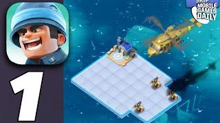 TOP WAR Battle Game - Gameplay Walkthrough Part 1 (iOS, Android) screenshot 3