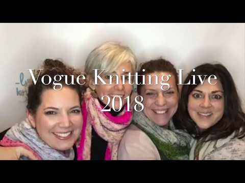 The Knitters' League: VKL 2018