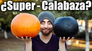 "HACIENDO UNA CALABAZA ""INDESTRUCTIBLE""!!!!"
