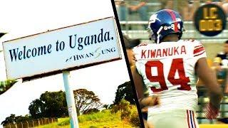 A Trip to Uganda with the NFL's Mathias Kiwanuka