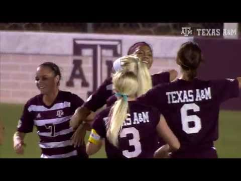 Aggie Soccer | Alabama Goals