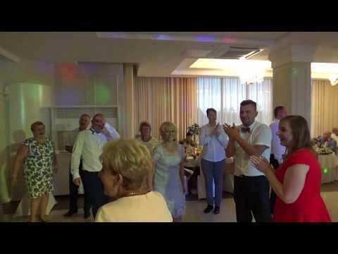 WESELE 19.08.2017r. K/Bielska Podl. Bałkanica !!! DJ WODZIREJ MARINUS