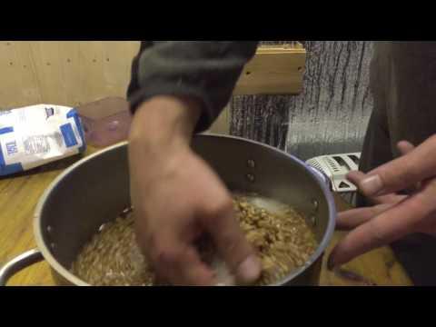 Брага из пшеницы
