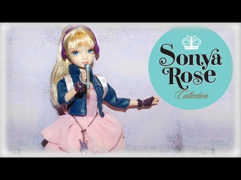 "Sonya Rose ""Party Music"""