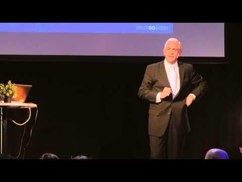 Michael Dixon, IBM: Technology, smarter cities and change in consumer behaviour