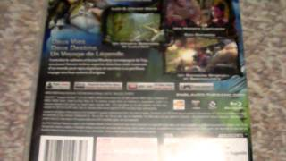Enslaved: Odyssey to the West PS3 Unboxing