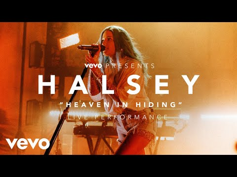 Halsey - Heaven in Hiding Vevo Presents