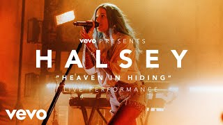 Halsey Heaven In Hiding Vevo Presents