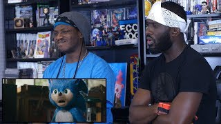 Sonic the Hedgehog | Official Trailer Reaction