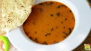 Tomato Shorba Indian Tomato Soup  - By Vahchef @ Vahrehvah.com