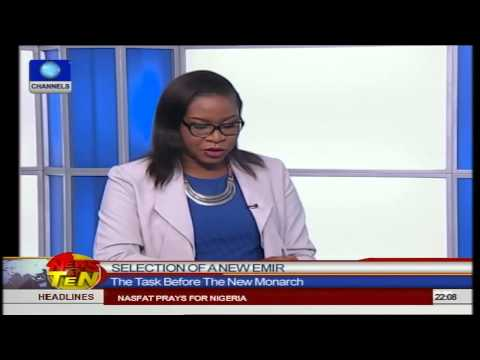 ChannelsTV News@10 (08/06/2014) Part1
