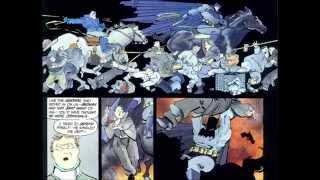 The Dark Knight Returns Book Four