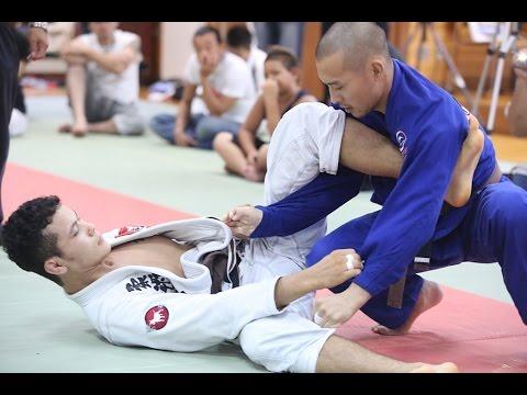 Vanderei Takasaki vs Kohta Suzuki / Jiu Jitsu Priest CUP 2014 GIFU