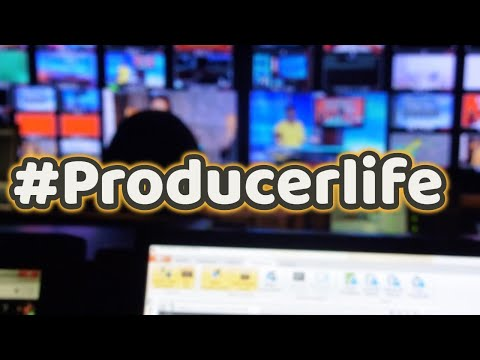 Day In The Life of A Television Producer