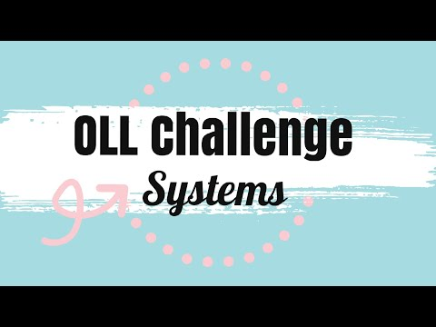 OLL Challenge Systems (Household Management and Laundry Systems)