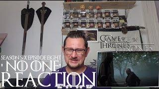 Game of Thrones season 6 episode 8 'No One' REACTION
