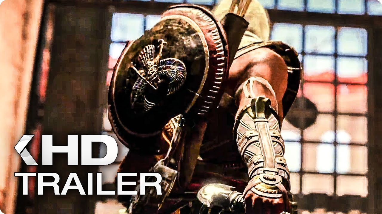ASSASSIN'S CREED ORIGINS Trailer German Deutsch (2017 ...