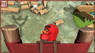 First Look: 'Angry Birds AR: Isle of Pigs' [World 1] (iOS, Android)