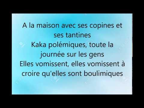 Paroles - Fally Ipupa ft. Keblack et Naza-