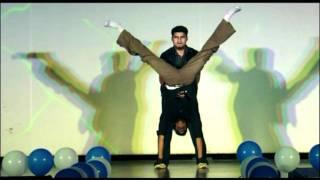 Fusion Dance Choreography - Western + Folk + Semi-Classical