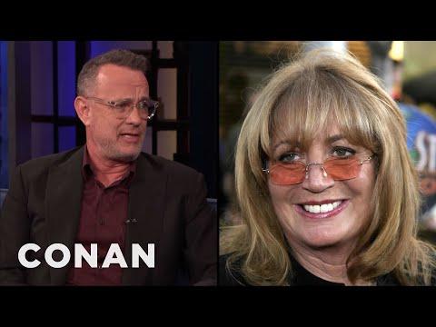 Tom Hanks Remembers His Friend Penny Marshall